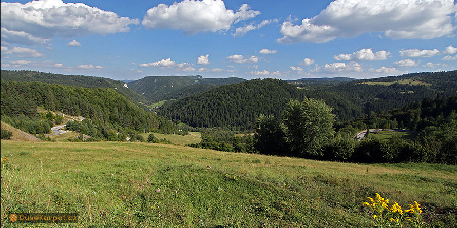 Volovské Mountains