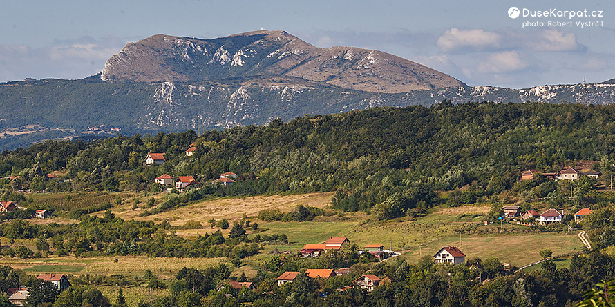 Gornjanski Kras Mountains