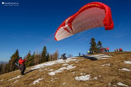 Start paraglidisty (2019)